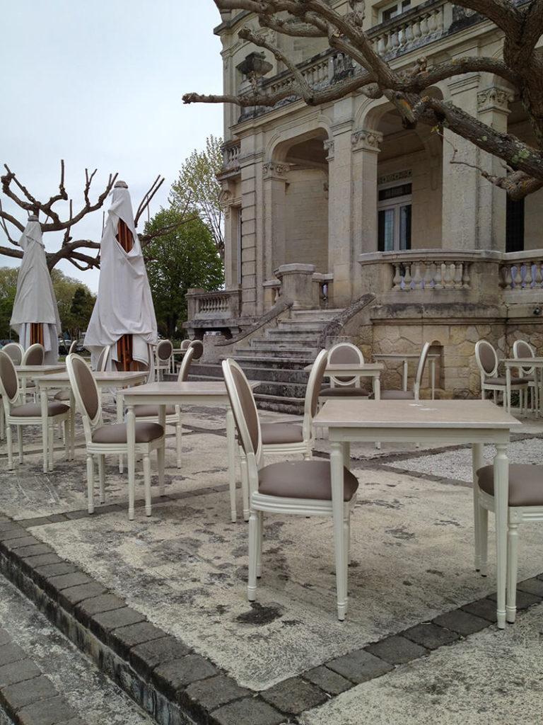 Hotel Le Grand Barail Terrasse design et mobilier (2)