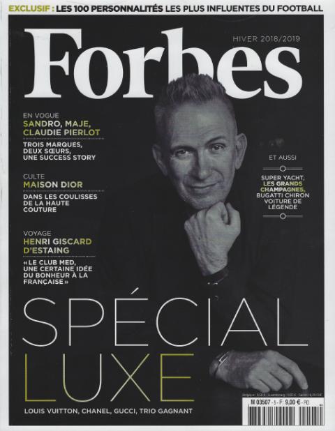 Couverture de Forbes
