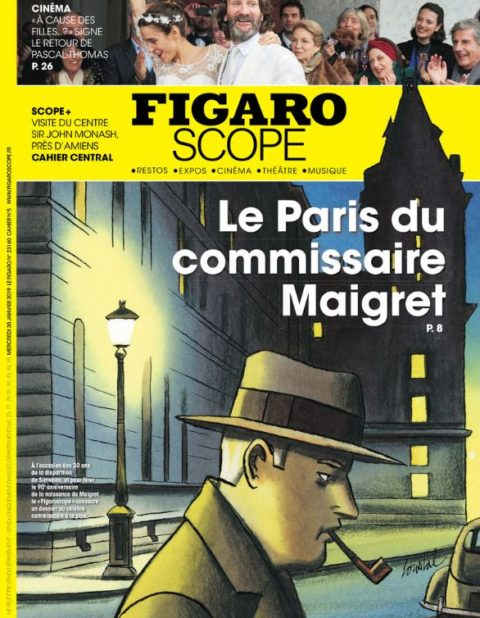 Couverture du FigaroScope