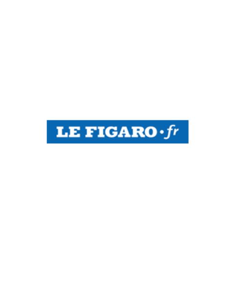 cette image représente le logo du figaro web